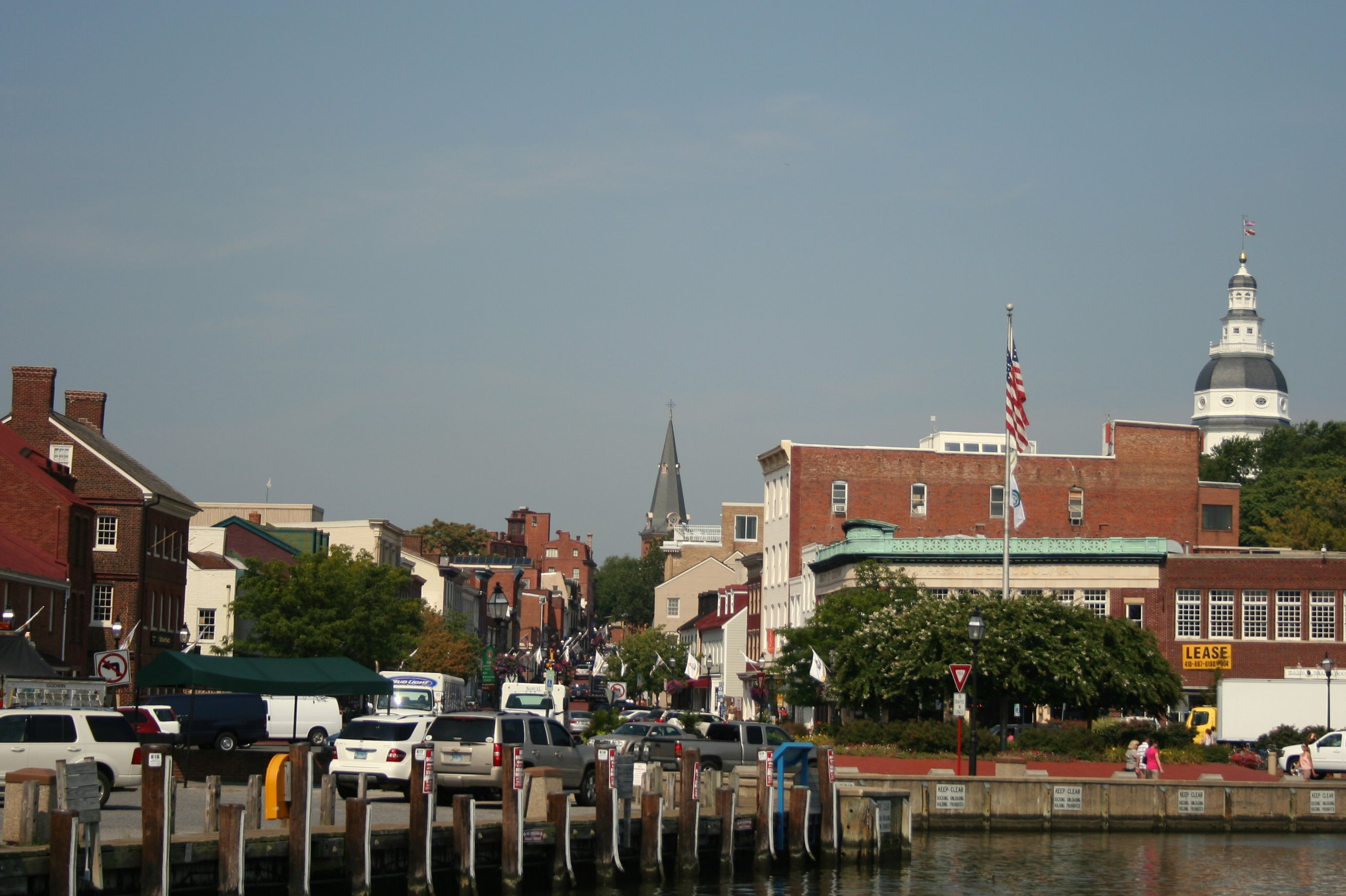 Downtown Annapolis, Ma...